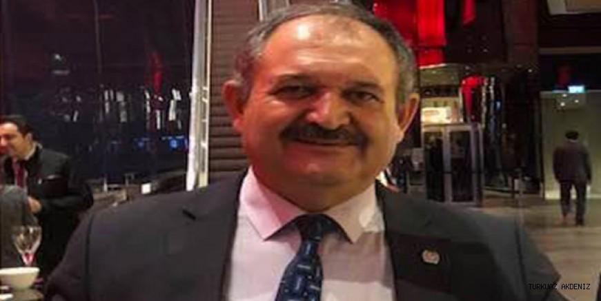 Antalya Eski Emniyet Müdürü Fevzullah Arslan, Belediye Başkan Adayı Oldu